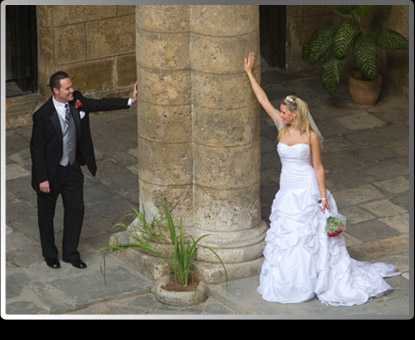 Wedding photography costs vary by photographer