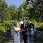 walking down the aisle in sooke