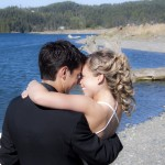 wedding pic in sooke