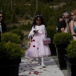 flower girl in Mt Washington