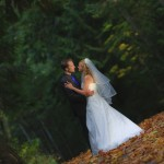 wedding at bowen park in nanaimo bc