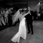 first dance at olympic golf course
