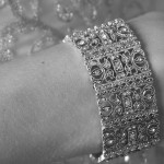 diamond wedding bracelet