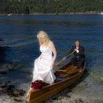 pender island wedding photograph