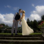 butchart gardens wedding