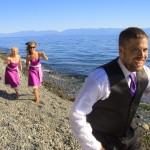 Wedding party in sooke bc