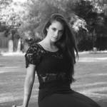 professional-portraits-victoria-bc of a woman B&W
